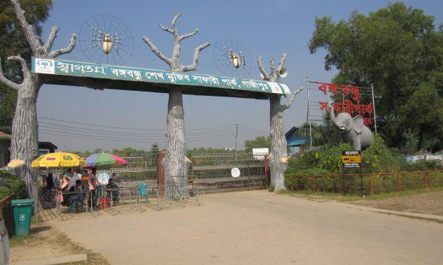 A day at Bangabandhu Sheikh Mujib Safari Park, Gazipur