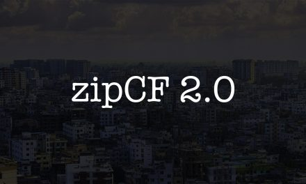 Announcing version 2.0 of zipCF php script